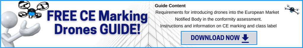 FREE CE Marking Drones GUIDE!